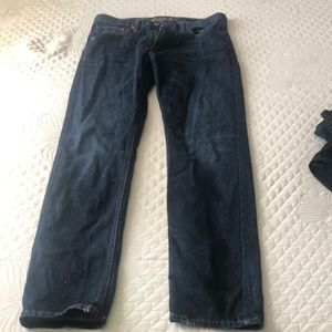 Dark wash Original Taper Jeans